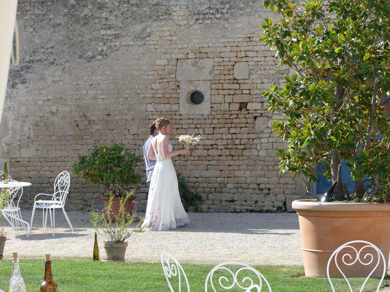 Jardins du chateau de la Chevallerie pour vos receptions